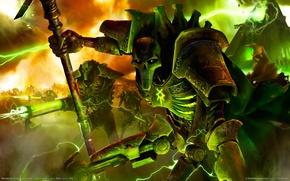 Picture Warhammer 40000, Necrons, Necron