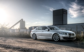 Picture BMW, F10, 5 Series, 520d