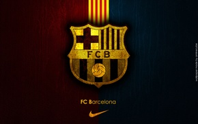Picture emblem, team, barcelona