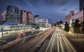 Picture Shinagawa station photos, Tokyo pictures, Japan Wallpapers