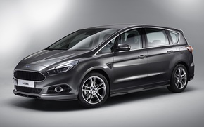 Picture Ford, Ford, 2015, S-Max