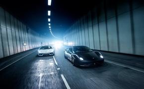 Picture Lamborghini, Ferrari, 458, Matte, Aventador, Italia, GFWilliams Photographer
