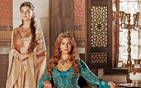 Picture room, Turkey, Palace, Turkey, daughter, Magnificent century, Magnificent Century, Hurrem Sultan, Meriem Userli, Meriem Userli, …
