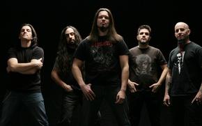 Picture music, rock, thrash metal, Anthrax