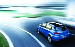 Picture Blue, Alfa, Romeo, 147, Alfa 147, Alfa Romeo cars, Alfa Romeo 147 Wallpaper, Alfa Romeo ...