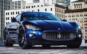 Picture Maserati, wheels, Granturismo, forgiato