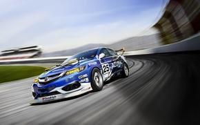 Picture sport, NASA, Acura, Acura, 2015, ILX, Endurance Racer