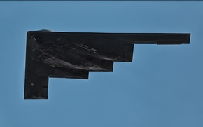 Wallpaper Spirit, bomber, strategic, B-2A