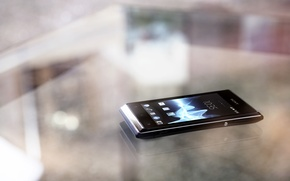 Picture phone, Sony, hi-tech, smartphone, sony xperia