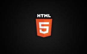 Wallpaper html5, hyper text markup language, html