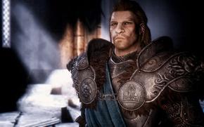 Picture Hero, Bethesda Softworks, Nord, Skyrim, Warrior, The Elder Scrolls V: Skyrim, Video Game, Armor