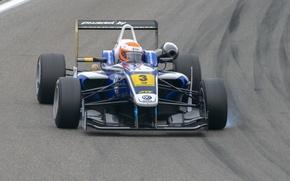 Picture sport, Volkswagen, race, Hockenheim, Dallara F312