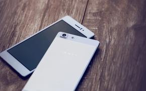 Picture hi-tech, smartphone, oppo r5
