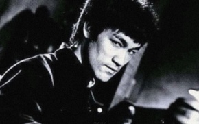 Picture Legend, Bruce Lee, Master, Fighter