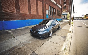 Picture the city, Honda, tuning, accord, stance, Acura TSX