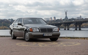 Picture Mercedes - Benz, 600, w140, sel