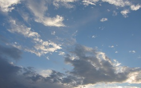 Picture Sky, nature, clouds