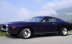 Picture Dodge, Charger, 1972