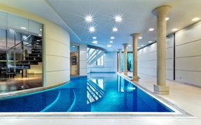 Wallpaper luxury, toronto, swimming pool, canada