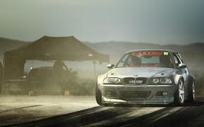 Picture BMW, Drift, Car, Race, E46, Track