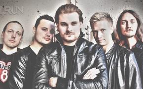 Picture group, Denmark, Metal, Rock, Band, Hard Rock, Malrun, Ulric Nielsen - баc, Mikkel Johnsen - …