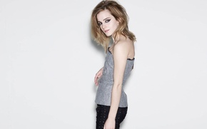 Picture look, model, actress, beauty, Emma Watson, Emma Watson, photoshoot