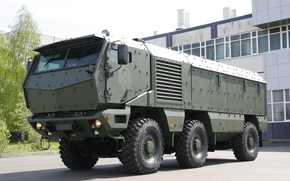 Picture army, exhibition, Russia, New, KAMAZ, Typhoon