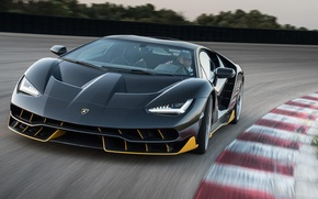 Picture Lambo, new, Lamborghini, LAMBORGHINI, The front, CENTENNIAL