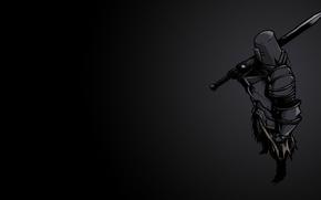 Picture minimalism, dark souls, Dark souls, Iron tarkus