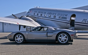 Picture Ford, Airplane, Gt