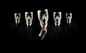 Picture twilight, a lot, anonymous, Anonymous