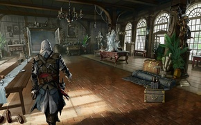Picture Art, Assassin's Creed, Black Flag, Edward Kenway, Assassin's Creed IV: Black Flag, Edward Kenway, Assassin's ...