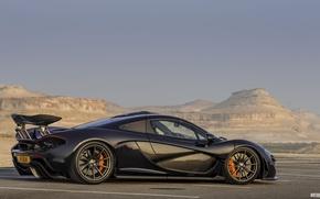 Picture McLaren, Canyon, Drives, Supercar, Supercar