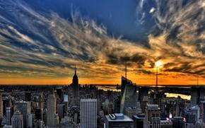 Picture New York, USA, Megapolis