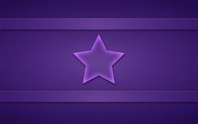 Picture purple, strip, star, texture