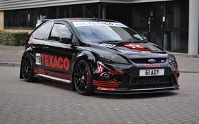 Picture Ford, Focus, Texaco