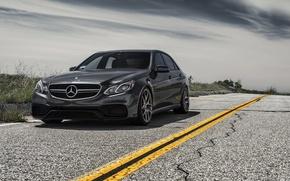 Picture car, mercedes-benz, Mercedes, tuning, amg, e63, vorsteiner