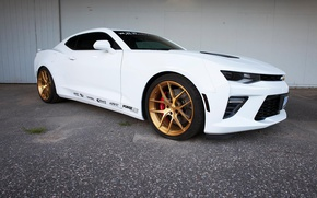 Picture Chevrolet, Camaro, One, Forged, Piece, on Forgeline, SS