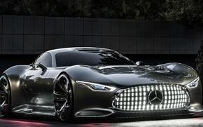 Picture car, concept, mercedes-benz