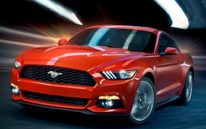 Picture Mustang, Ford, Coupe, 2014