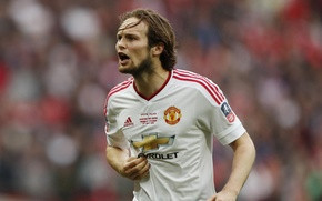 Picture football, England, club, player, football, England, Manchester United, Manchester United, Daley Blind, Daley Blind