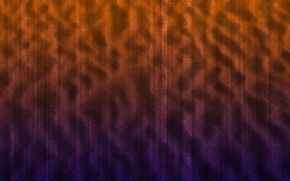 Picture purple, orange, yellow, strip, texture, wavy