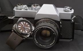 Picture camera, watch, CSF