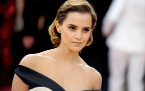 Picture model, actress, beauty, beauty, Emma Watson, Emma Watson, photoshoot, Met Gala 2016