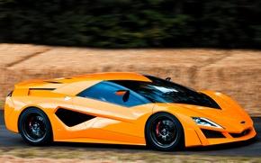 Picture auto, design, supercar, Giugiaro, ItalDesign, Frazer-Nash Namir