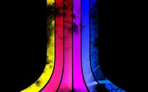 Picture color, line, spectrum, spectrum