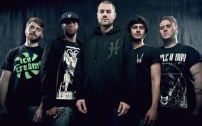 Picture music, rapcore, nu metal, Ben Marvin, Josh Gerner, Hacktivist, Mat metal, Gent, Richard Hawking, Jay …