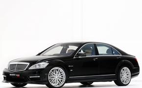 Picture Mercedes, Brabus, Biturbo, S-classe
