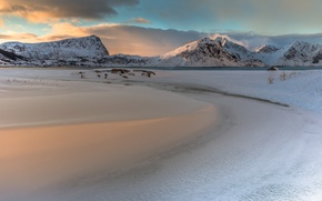 Picture Norway, Lofoten, Lee Filters, Sunrise Reflections