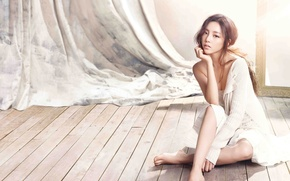 Picture girl, music, Asian, South Korea, Black, k-pop